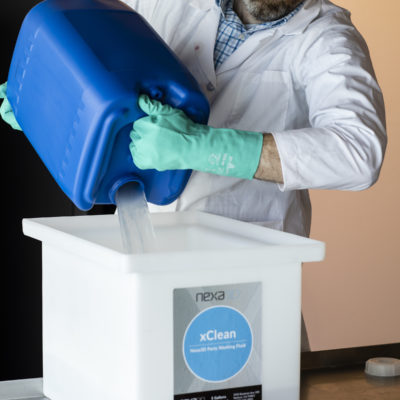 xclean washing fluid