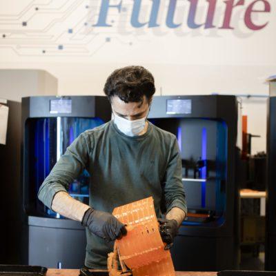 3d printing demonstration
