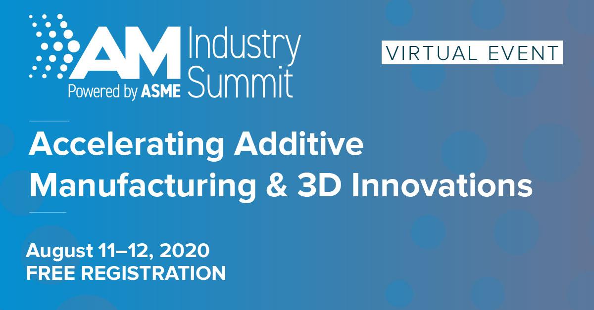additive manufacturing webinar