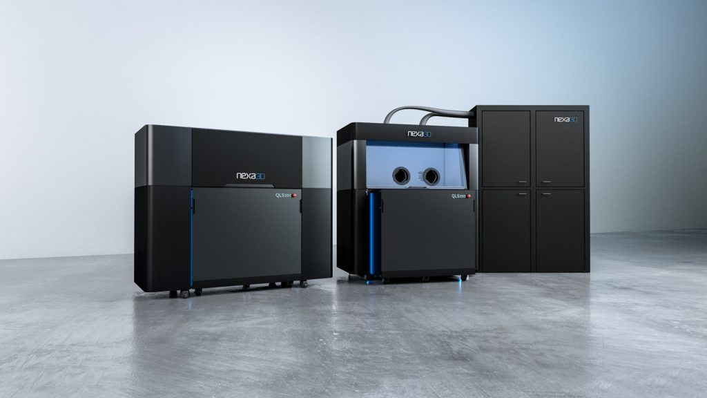 3D printing systems by Nexa3D