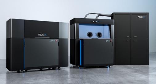 commercial 3d printers