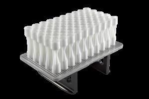 3D printed venturi tubes