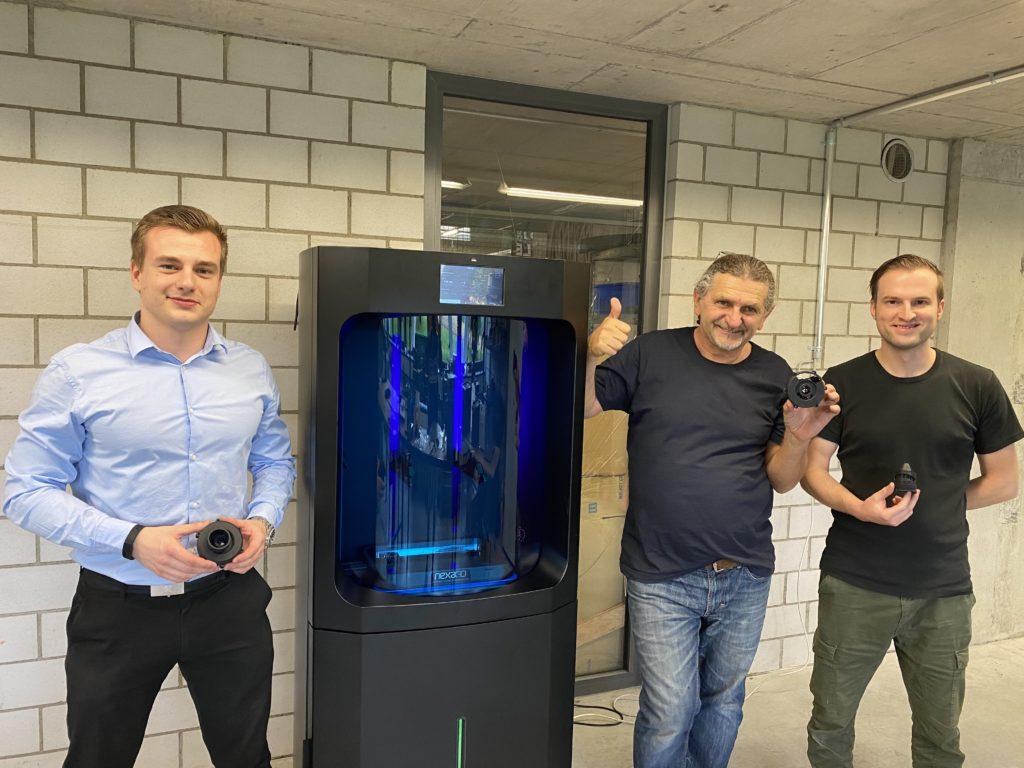NXE400 3D printer