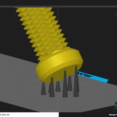 3d printing screenshot
