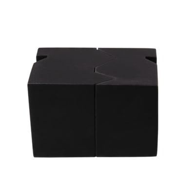 black photoplastic material