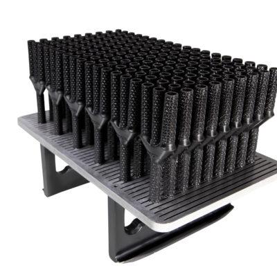 black photoplastic manifold production