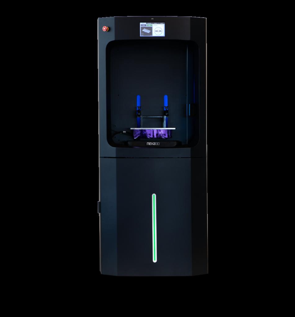 NXD 200 Photoplastic Dental Printer