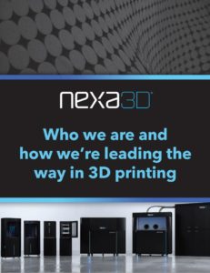 Who we are and how we are leading the way in 3d printing