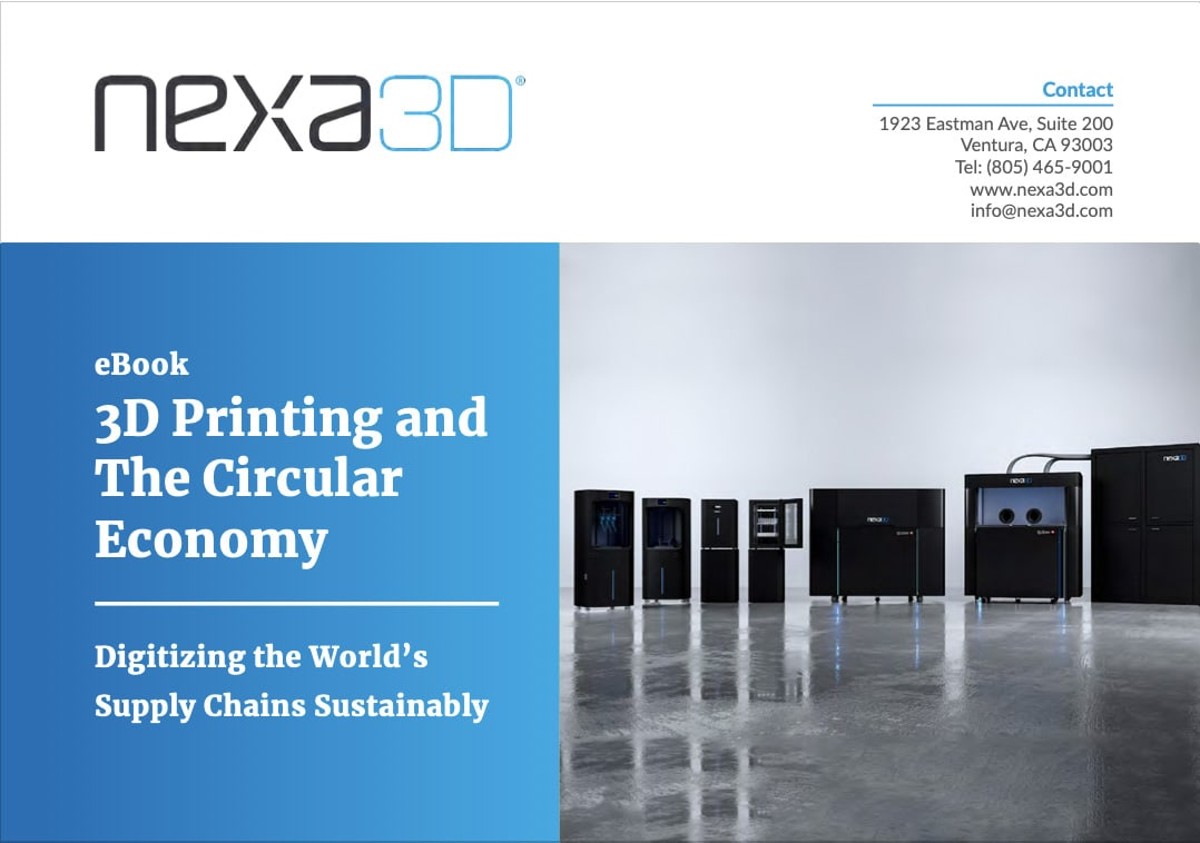 3D Printing and the Circular Economy eBook