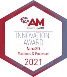 Nexa3D Innovations Award