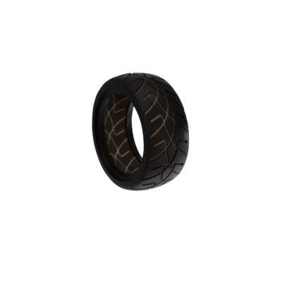 xFlex black 3d printed piece