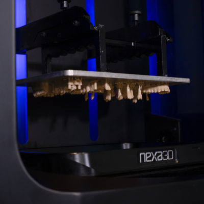 3d printed dental prosthetics